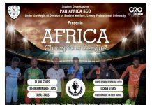 "LPU is Organizing ""African Football Championship"" for Its International Students"