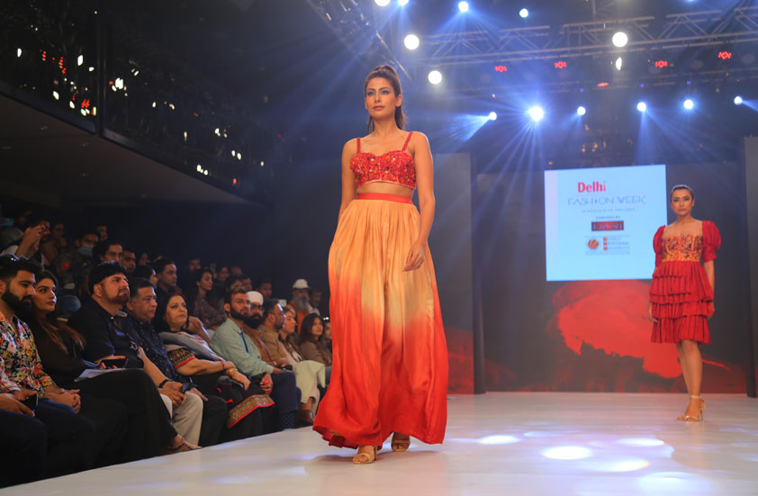 Delhi Times Fashion Week 2