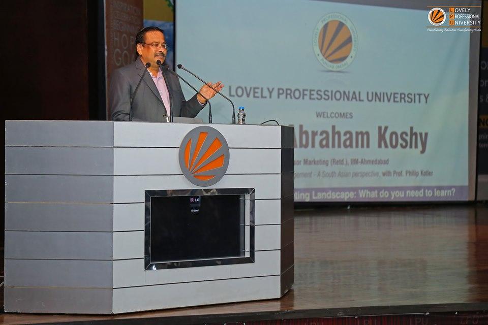 Abraham Koshy