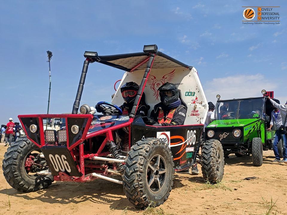 Rally Car Design Challenge