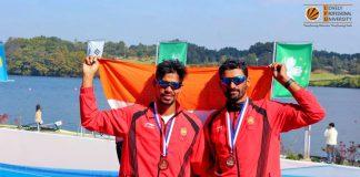 19th Asian Rowing Championships,South Korea