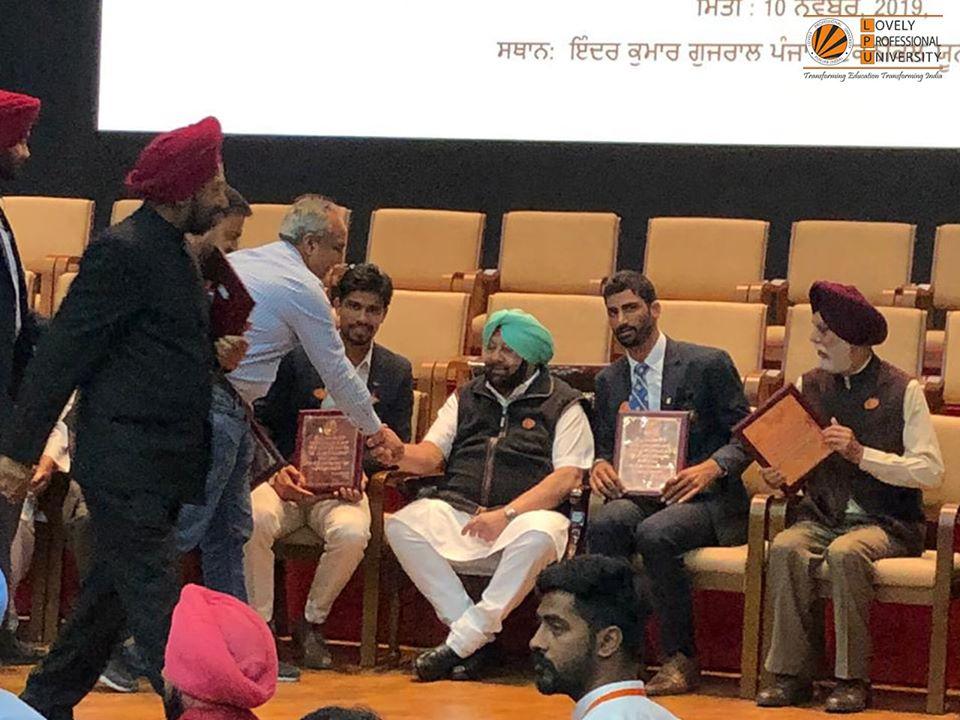 Sri Guru Nanak Dev Ji Achievers Award