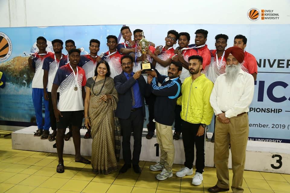 All India Inter-University Aquatics Championship