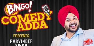 Bingo Comedy Adda