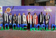 ONE WORLD Inaug