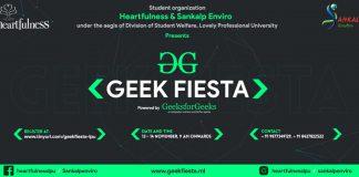 GEEK FIESTA