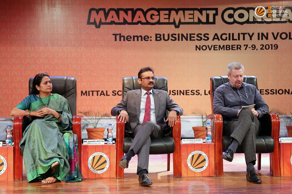 Management conclave