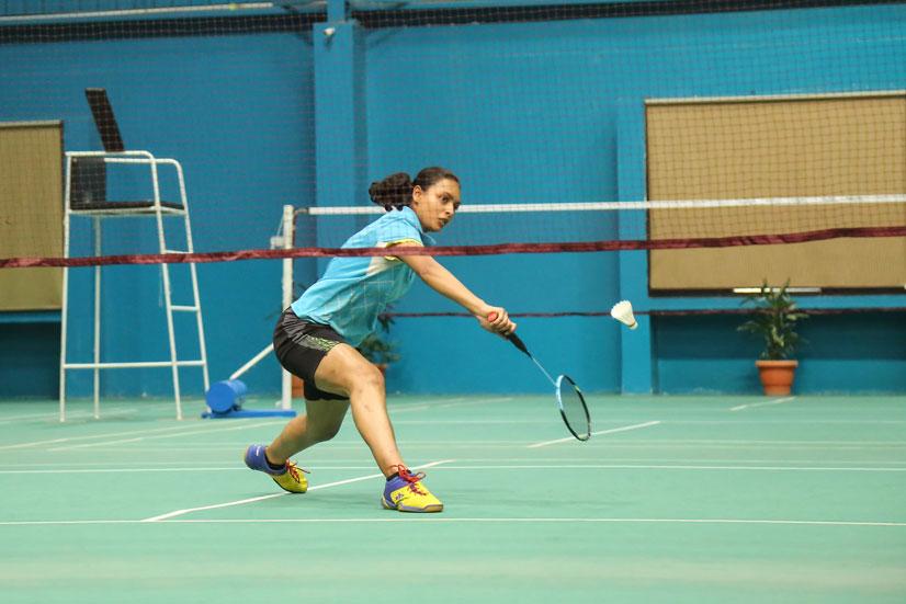 LPU Badminton