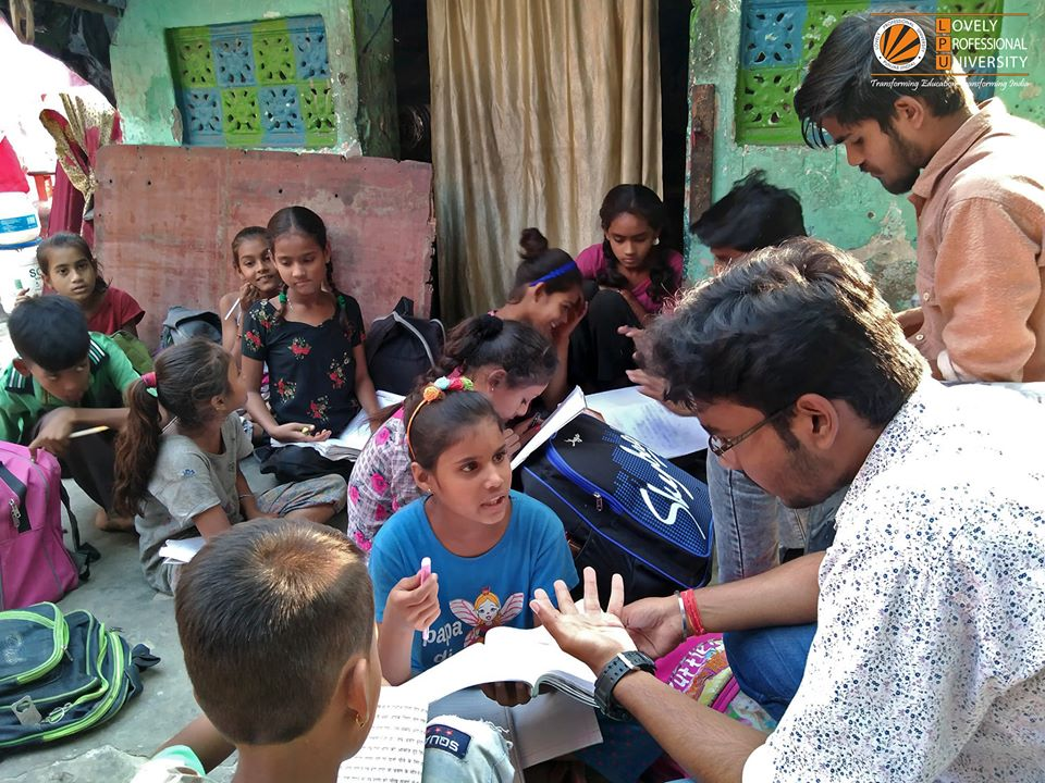 NSS Volunteers