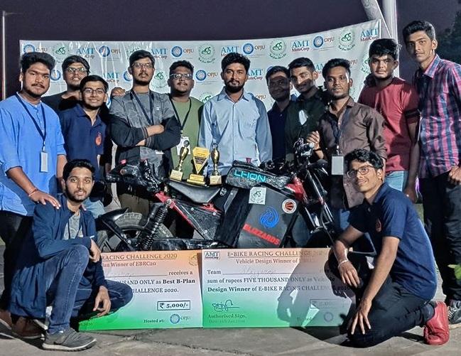 E-Bike Racing