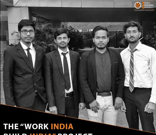 Work India project