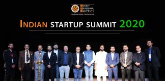 Indian Startup Summit 2020 at LPU