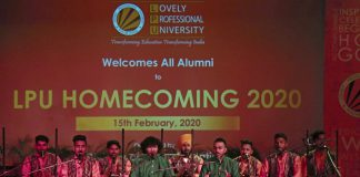 LPU Welcomed Its Alumni & Celebrated Homecoming 2020