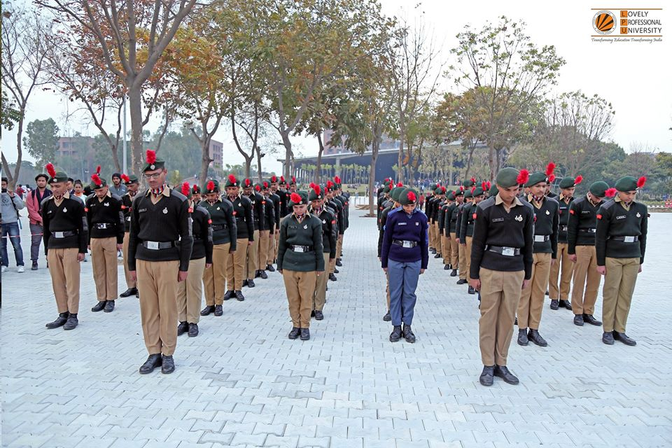 LPU Pays Tribute to Martyrs