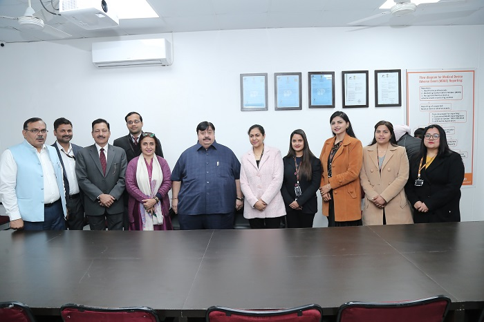 Medical Device Adverse Event Monitoring Centre Now At LPU