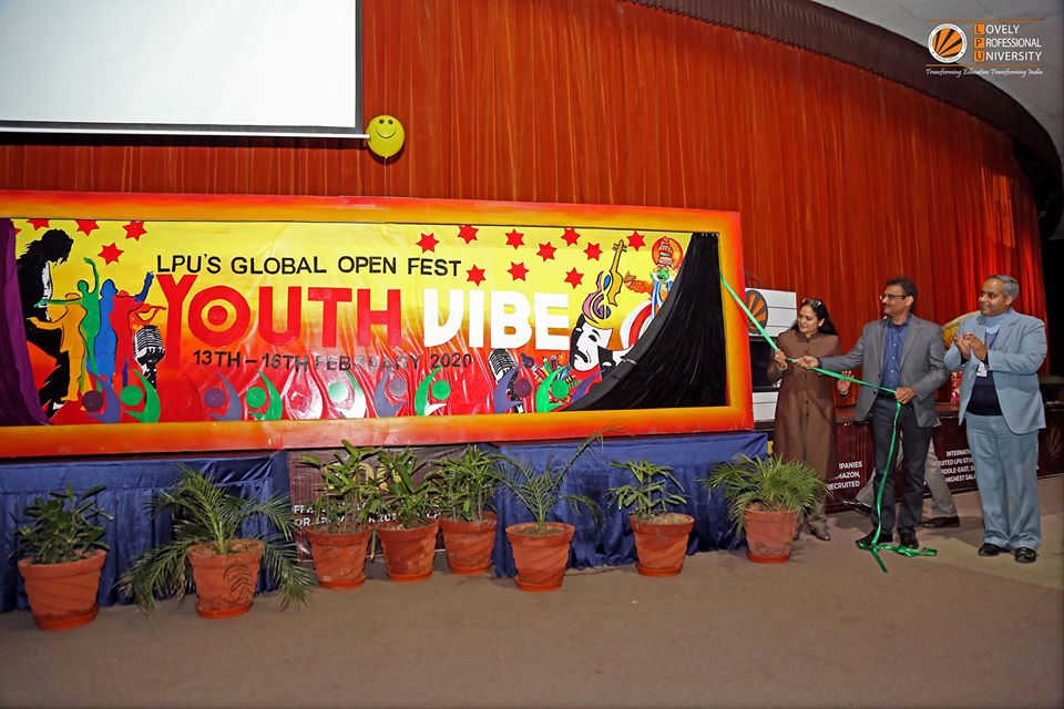 Grand Opening Ceremony of Youth Vibe 2020