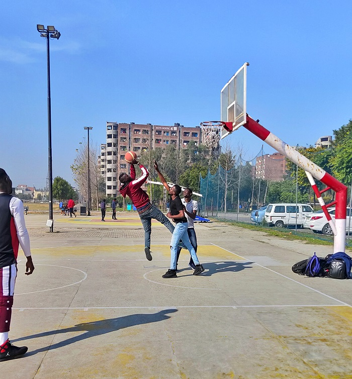 Spirited sports taking LPU to exhilaration: YV2020