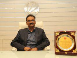 Indian Red Cross Award