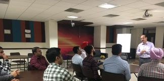 Workshop on Team Building, Time Management and Goal Setting for Study Solution