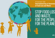 International Day of Awareness of Food Loss and Waste