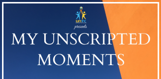 My Unscripted Moments organised by UNYC