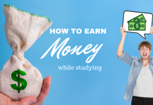 How to earn money while studying
