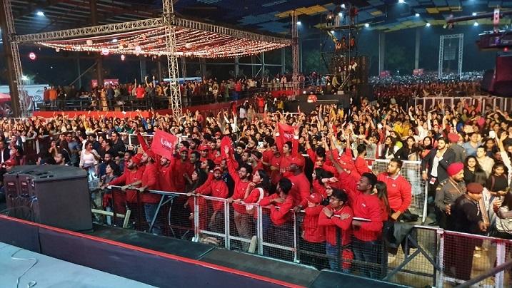 When Coke Studio Was Held At LPU In 2019