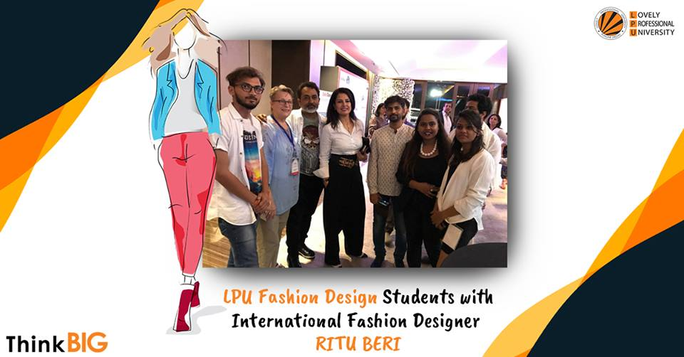 Lpu Students Interacted With International Designers Happenings Lpu